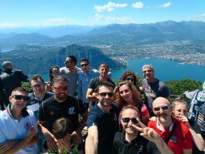 1°raduno sul lago di Como U.T.C.I. Sezione Lombardia