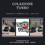 Colazione Turbo U.T.C.I. Lazio